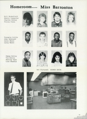 Page 17, 1988 Edition, Gilmore Bell High School - Home of the Champions Yearbook (Bessemer, AL) online yearbook collection