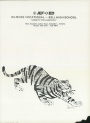 Page 5, 1988 Edition, Gilmore Bell High School - Home of the Champions Yearbook (Bessemer, AL) online yearbook collection