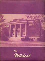 1957 Edition, Covington County High School - Wildcat Yearbook (Florala, AL)