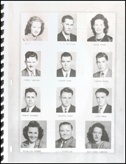 Page 17, 1948 Edition, Eva High School - Eagle Yearbook (Eva, AL) online yearbook collection