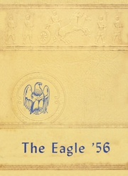 Eva High School - Eagle Yearbook (Eva, AL) online yearbook collection, 1956 Edition, Page 1