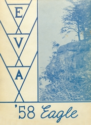 1958 Edition, Eva High School - Eagle Yearbook (Eva, AL)