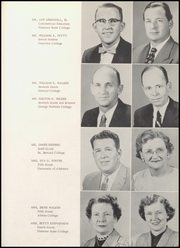 Page 79, 1958 Edition, Eva High School - Eagle Yearbook (Eva, AL) online yearbook collection