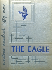 Eva High School - Eagle Yearbook (Eva, AL) online yearbook collection, 1959 Edition, Page 1