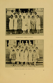 Page 15, 1930 Edition, Punahou High School - Oahuan Yearbook (Honolulu, HI) online yearbook collection