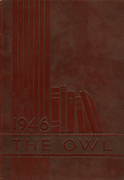 Page 1, 1946 Edition, Shades Cahaba High School - Owl Yearbook (Homewood, AL) online yearbook collection