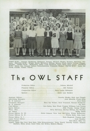 Page 10, 1946 Edition, Shades Cahaba High School - Owl Yearbook (Homewood, AL) online yearbook collection