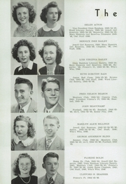 Page 16, 1946 Edition, Shades Cahaba High School - Owl Yearbook (Homewood, AL) online yearbook collection