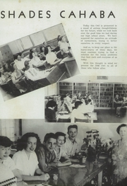 Page 7, 1946 Edition, Shades Cahaba High School - Owl Yearbook (Homewood, AL) online yearbook collection