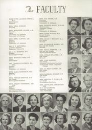 Page 16, 1948 Edition, Shades Cahaba High School - Owl Yearbook (Homewood, AL) online yearbook collection