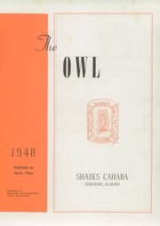 Page 7, 1948 Edition, Shades Cahaba High School - Owl Yearbook (Homewood, AL) online yearbook collection