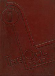 1949 Edition, Shades Cahaba High School - Owl Yearbook (Homewood, AL)