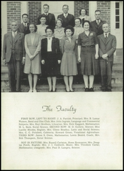 Page 10, 1946 Edition, Lee County High School - Tiger Yearbook (Auburn, AL) online yearbook collection
