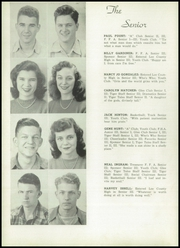 Page 14, 1946 Edition, Lee County High School - Tiger Yearbook (Auburn, AL) online yearbook collection