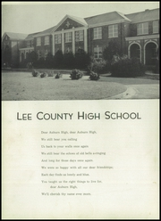 Page 8, 1946 Edition, Lee County High School - Tiger Yearbook (Auburn, AL) online yearbook collection