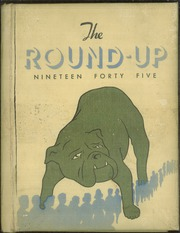 Page 1, 1945 Edition, North Platte High School - Roundup Yearbook (North Platte, NE) online yearbook collection
