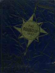 Page 1, 1953 Edition, North Platte High School - Roundup Yearbook (North Platte, NE) online yearbook collection