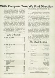Page 9, 1953 Edition, North Platte High School - Roundup Yearbook (North Platte, NE) online yearbook collection