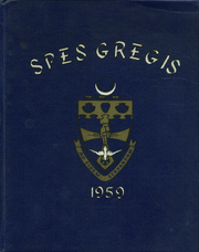 1959 Edition, St Josephs Preparatory Seminary - Yearbook (Holy Trinity, AL)