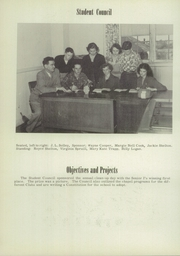 Page 10, 1952 Edition, Liberty High School - Tiger Yearbook (Reform, AL) online yearbook collection