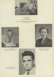 Page 11, 1952 Edition, Liberty High School - Tiger Yearbook (Reform, AL) online yearbook collection