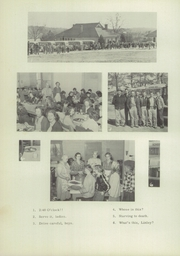 Page 16, 1952 Edition, Liberty High School - Tiger Yearbook (Reform, AL) online yearbook collection