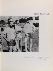 Page 11, 1970 Edition, Buena Park High School - Los Coyotes Yearbook (Buena Park, CA) online yearbook collection
