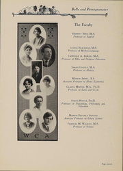 Page 17, 1920 Edition, Huntingdon College - Bells and Pomegranates Yearbook (Montgomery, AL) online yearbook collection