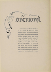 Page 4, 1920 Edition, Huntingdon College - Bells and Pomegranates Yearbook (Montgomery, AL) online yearbook collection