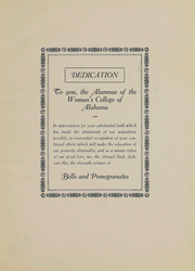 Page 5, 1920 Edition, Huntingdon College - Bells and Pomegranates Yearbook (Montgomery, AL) online yearbook collection
