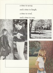 Page 12, 1971 Edition, Huntingdon College - Bells and Pomegranates Yearbook (Montgomery, AL) online yearbook collection