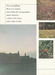 Page 8, 1971 Edition, Huntingdon College - Bells and Pomegranates Yearbook (Montgomery, AL) online yearbook collection