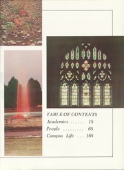 Page 9, 1971 Edition, Huntingdon College - Bells and Pomegranates Yearbook (Montgomery, AL) online yearbook collection