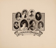 Page 14, 1910 Edition, Athens State College - Columns Yearbook (Athens, AL) online yearbook collection