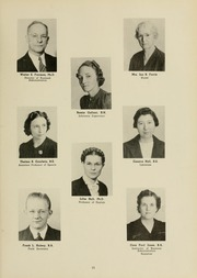 Page 15, 1941 Edition, Athens State College - Columns Yearbook (Athens, AL) online yearbook collection