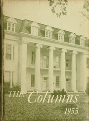 Page 1, 1955 Edition, Athens State College - Columns Yearbook (Athens, AL) online yearbook collection