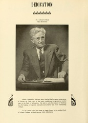 Page 10, 1955 Edition, Athens State College - Columns Yearbook (Athens, AL) online yearbook collection