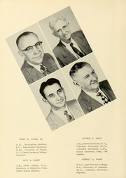 Page 12, 1955 Edition, Athens State College - Columns Yearbook (Athens, AL) online yearbook collection