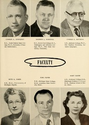 Page 15, 1955 Edition, Athens State College - Columns Yearbook (Athens, AL) online yearbook collection