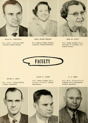 Page 16, 1955 Edition, Athens State College - Columns Yearbook (Athens, AL) online yearbook collection