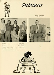 Page 36, 1955 Edition, Athens State College - Columns Yearbook (Athens, AL) online yearbook collection