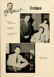 Page 45, 1955 Edition, Athens State College - Columns Yearbook (Athens, AL) online yearbook collection