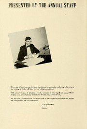 Page 6, 1955 Edition, Athens State College - Columns Yearbook (Athens, AL) online yearbook collection