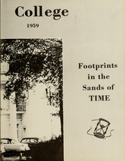 Page 7, 1959 Edition, Athens State College - Columns Yearbook (Athens, AL) online yearbook collection