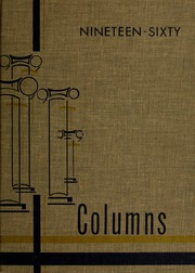 Page 1, 1960 Edition, Athens State College - Columns Yearbook (Athens, AL) online yearbook collection