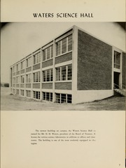 Page 11, 1960 Edition, Athens State College - Columns Yearbook (Athens, AL) online yearbook collection