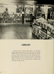 Page 14, 1960 Edition, Athens State College - Columns Yearbook (Athens, AL) online yearbook collection