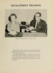 Page 17, 1960 Edition, Athens State College - Columns Yearbook (Athens, AL) online yearbook collection