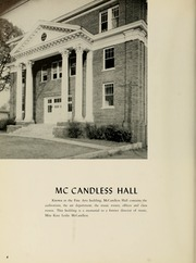 Page 8, 1960 Edition, Athens State College - Columns Yearbook (Athens, AL) online yearbook collection