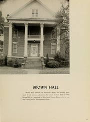 Page 9, 1960 Edition, Athens State College - Columns Yearbook (Athens, AL) online yearbook collection